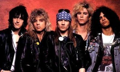 Guns N Roses promo 1