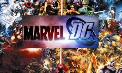 VIR 237879 18901 marvel vs dc comics heroes y villanos parte uno