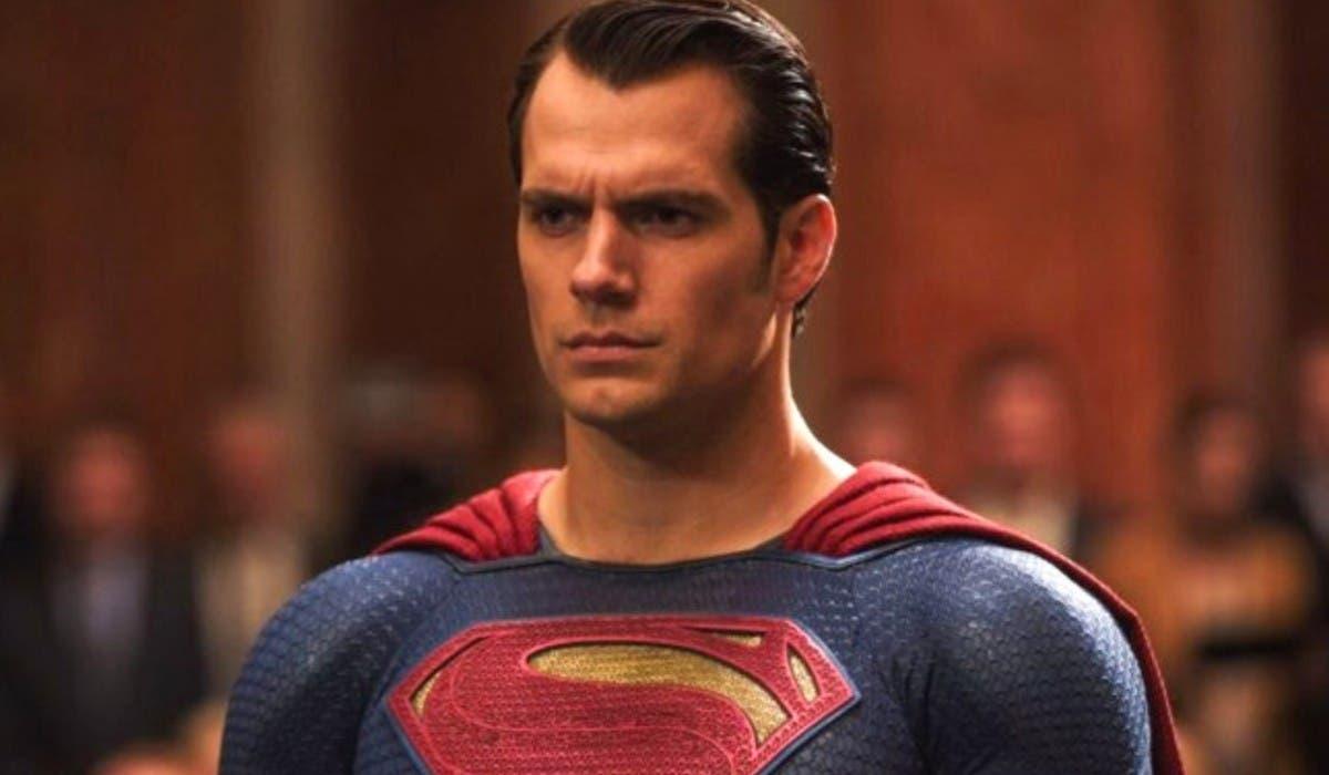 henry cavill serie superman
